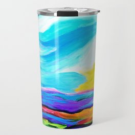 Colorful Journey Travel Mug