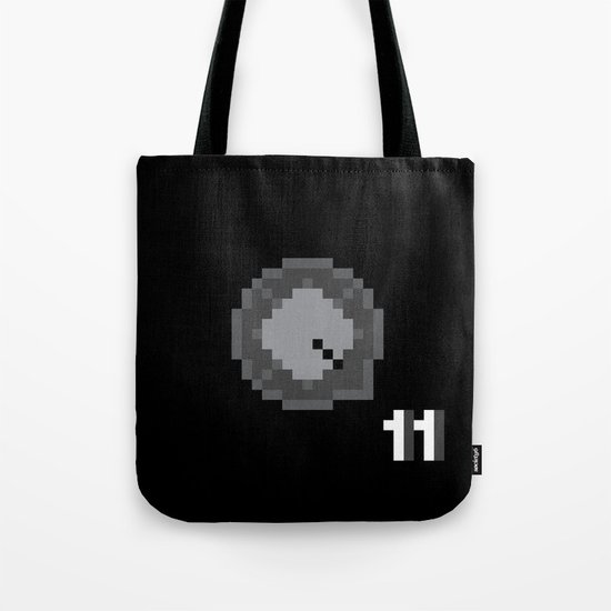 This is Pixel Tap Tote Bag