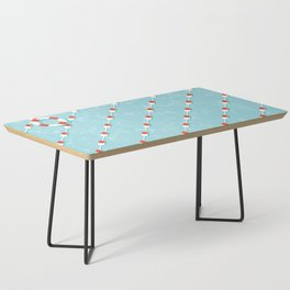Pills Pattern 012 Coffee Table