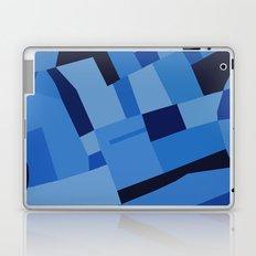Peckham Blue Laptop & iPad Skin