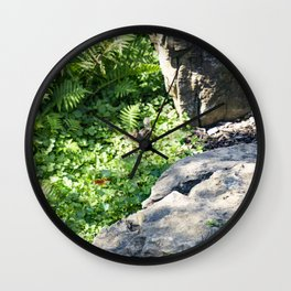 Nature friend Wall Clock