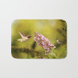 Feeding Hummer Bath Mat