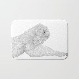 Komodo Dragon Bath Mat