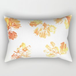 Autumn leaves 11 Rectangular Pillow