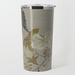 Birdie & Sakura Travel Mug