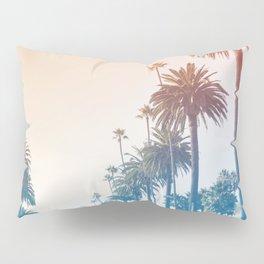 Summer in LA Pillow Sham