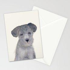 little schnauzer Stationery Cards