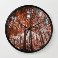 woodland dreams Wall Clock