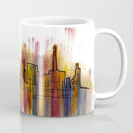 Going Downtown: Pontiac Coffee Mug