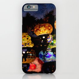 lanterns - night lights iPhone Case
