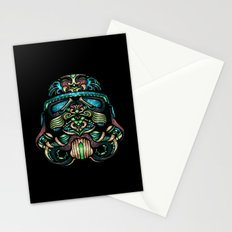 Candy Trooper (glitter edition) Stationery Cards