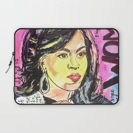 I am Woman: Michelle Obama Laptop Sleeve