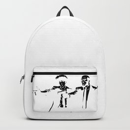 Cowboy Bebop - Spike Jet Knockout Black Backpack