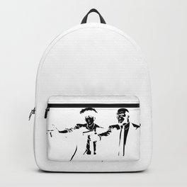 Cowboy Bebop - Spike Jet Knockout Black Backpack