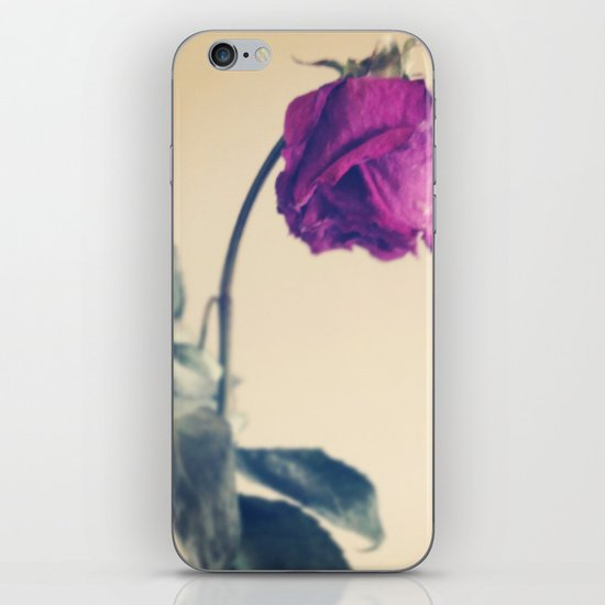 fall seven times, STAND UP EIGHT. iPhone & iPod Skin