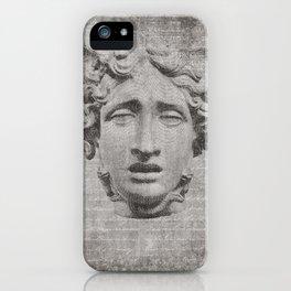 ANCIENT / Head of Medusa iPhone Case