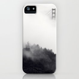 S.F. Fog iPhone Case