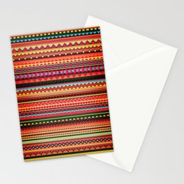 Bulgarian Rhapsody Pattern Stationery Cards