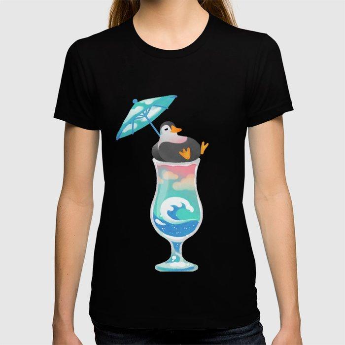 Summer cocktails T-shirt