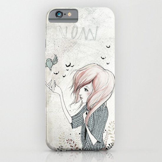 My Heart Carries Me Through iPhone & iPod Case