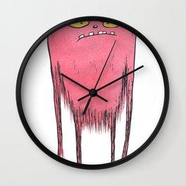 Gunk Wall Clock