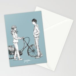 Hapipaks Gig Poster Stationery Cards