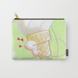 Fetus Cone Carry-All Pouch