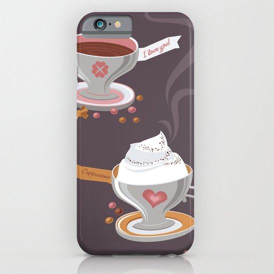 Fresh Coffee iPhone & iPod Case