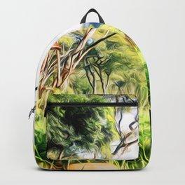 Giraffe for Animal Lover Backpack