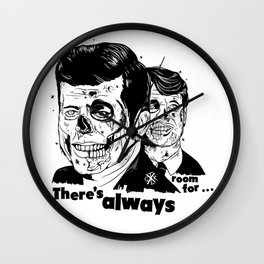 There's always room for... Wall Clock