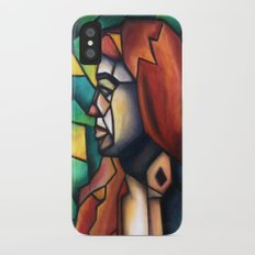 Stained Glass  iPhone X Slim Case