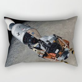 Puttin' on the brakes Rectangular Pillow