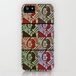 MaMa Bell Love iPhone Case