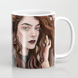 Pure Heroine vibes / Lorde Coffee Mug