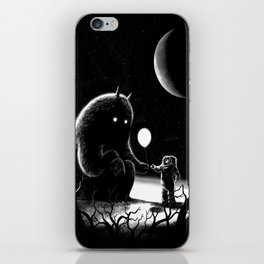 The Guest iPhone Skin