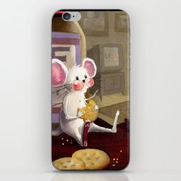 Little Mouse iPhone Skin