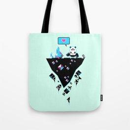 PandaC Tote Bag