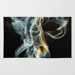 Smoke Design Art Rug