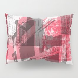 city life New york Pillow Sham