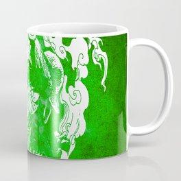 fire luffy Coffee Mug