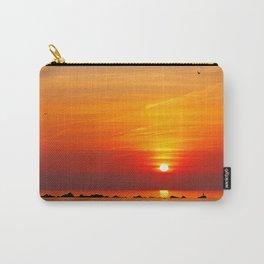 Ocean evening II Carry-All Pouch