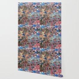 Flower Garden Dance Wallpaper