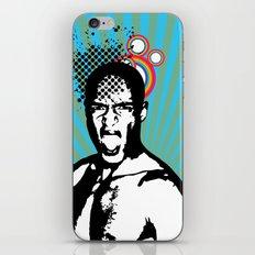African man iPhone & iPod Skin