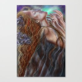 """Dance of Eternity"" Canvas Print"