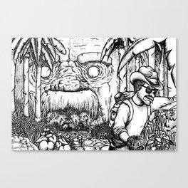 iIdought Vol. 1 - 17 Canvas Print
