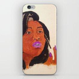 Jazmine Sullivan iPhone Skin