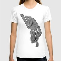 bass T-shirts featuring bass by Jung Imjen