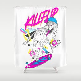 Killflip Shower Curtain