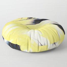 Hello  Yellow ! Floor Pillow