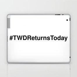 #TWDReturnsToday Laptop & iPad Skin